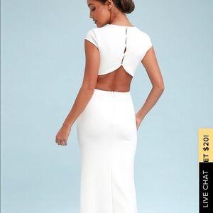 Lulu's Maxi dress 👰🏼